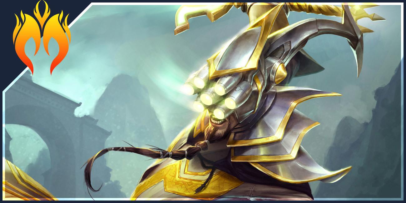 Master Yi Build Guide : [9 16] Master Yi Jungle | FalleN3's