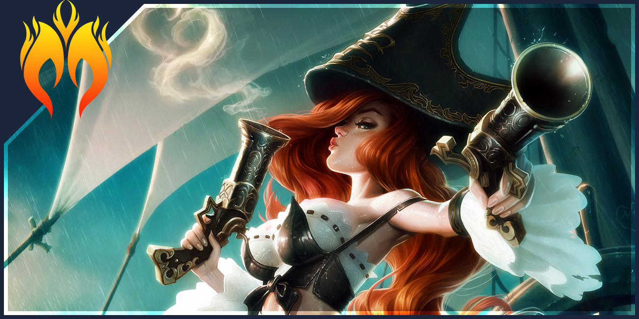 Miss Fortune Build Guide : Mage Fortune is real! :: League