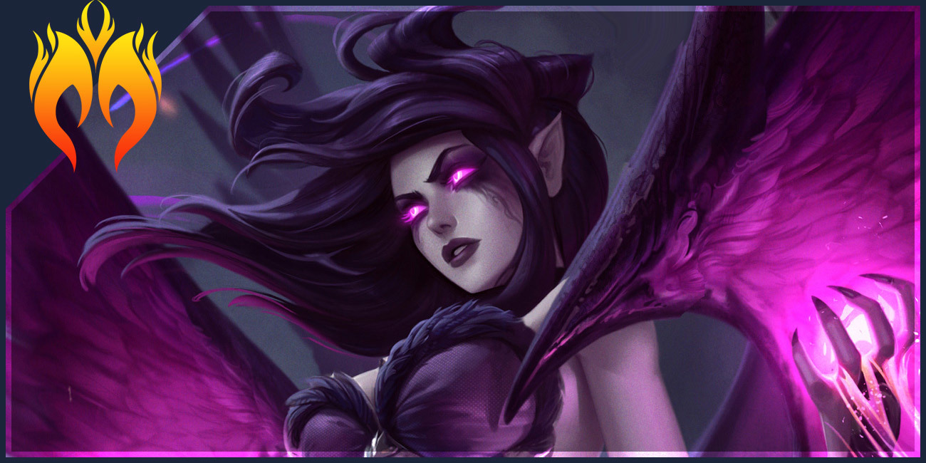Morgana Build Guide Morgana Mid League Of Legends Strategy Builds
