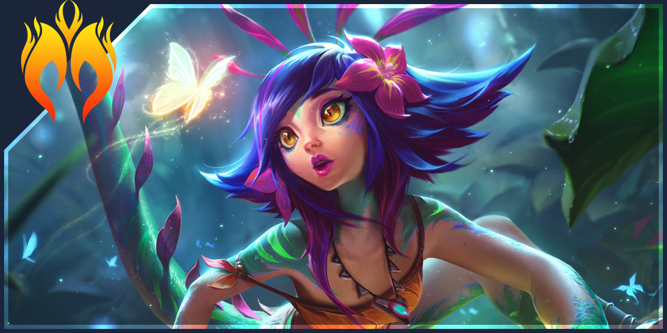 Curious chameleon on MID S11 Guide (11.7) - It is worth noting that Neeko isn't the best splitpusher, at sieging of she is also not very good, because she has a short range of abilities. But she is good during teamfights, each of which at the end of the game can decide exodus. Try to build synergy with your team. For example, Neeko with Amumu and his Curse of the Sad Mummy. I really like the synergy between Amumu and Neeko, because she needs time to use her abilities, what can allow Amumu, also their abilities work by area. If your team has any сhampions like Jarvan IV who can lock up the opponent - this is great, because then it will be much easier for you to realize yourself! - Free Cheats for Games
