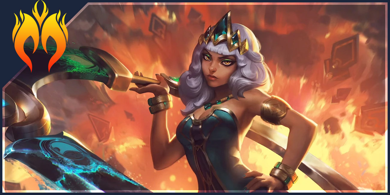 Qiyana Build Guide : [9 15] PH45's guide to Qiyana, Empress of the