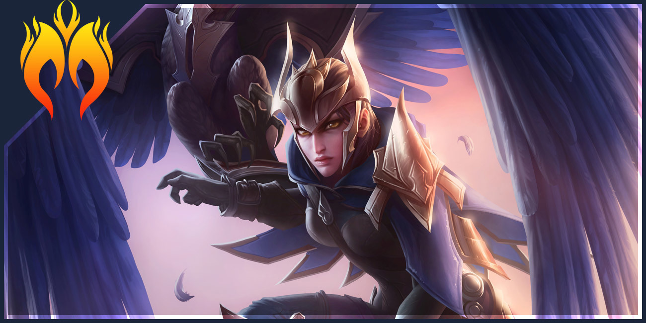 Quinn Build Guide : Demacia's Wings: r/QuinnMains' Guide To