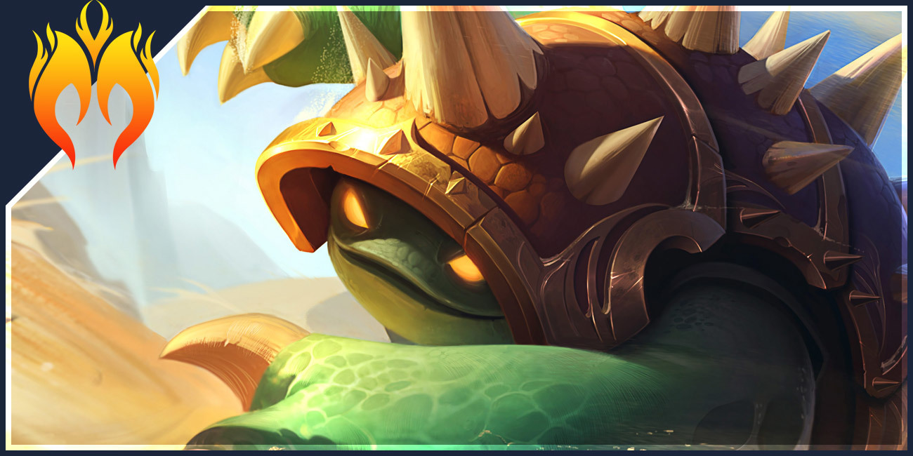 Rammus Build Guide : Rammus, Jungle Guide for Season 9 [ Patch 9 13