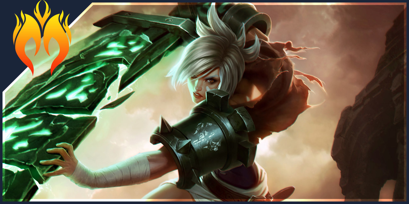 Riven Build Guide : They Called It A Nerf :: League of Legends
