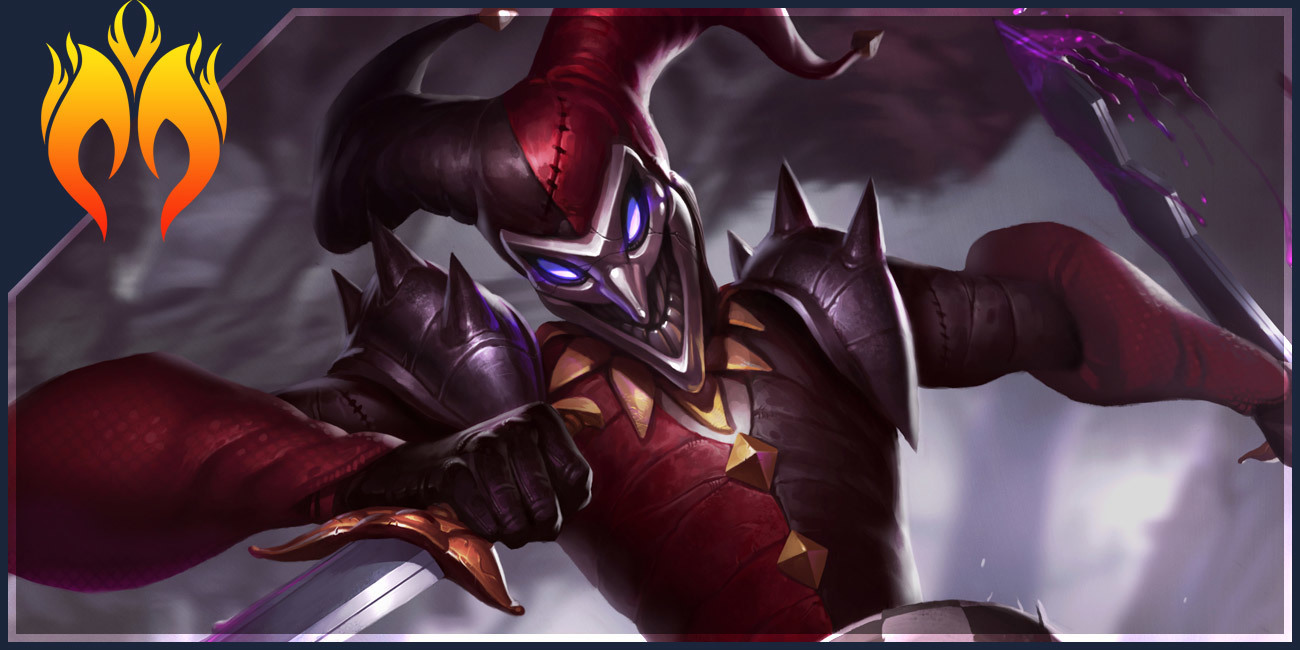 Shaco Build Guide : The Chad Clown - 1 mil+ Point AP Shaco 1