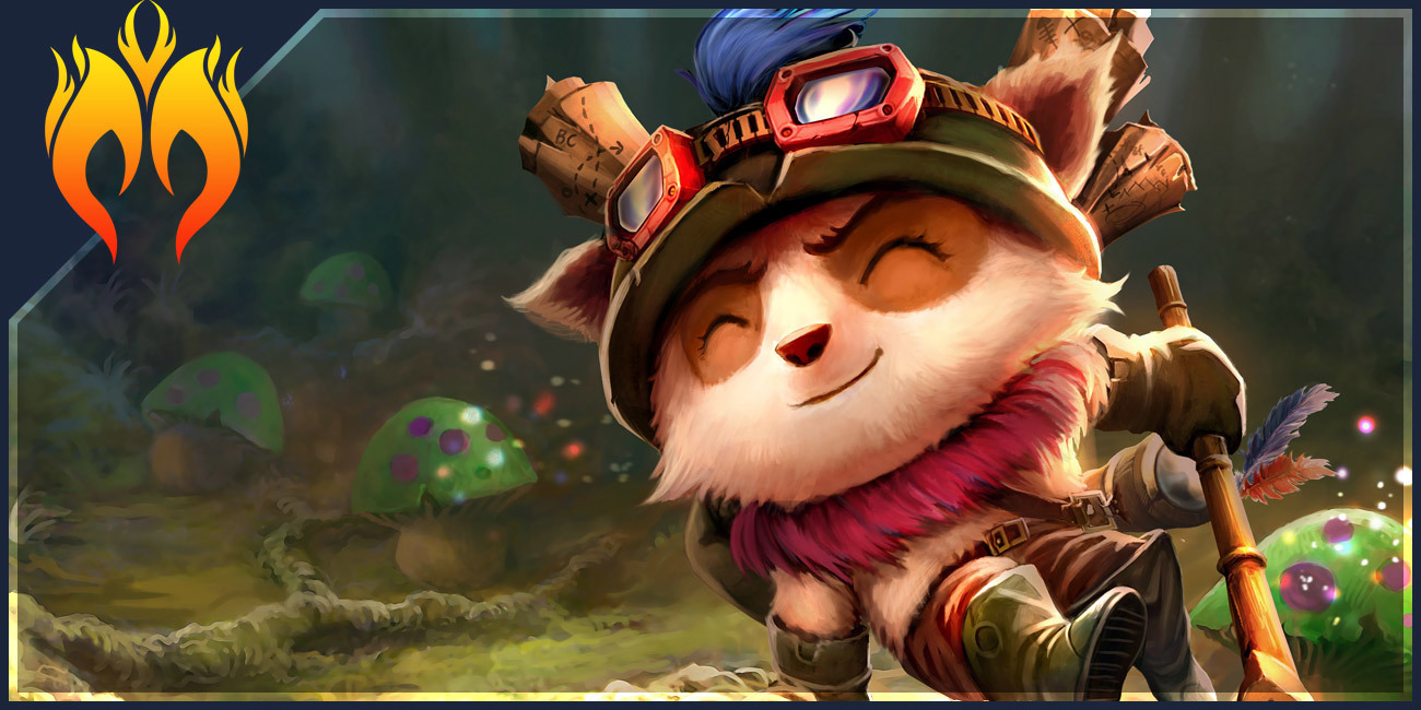 Teemo Build Guide : [9 5] Scumbag Teemo Jungle and Bot Lane