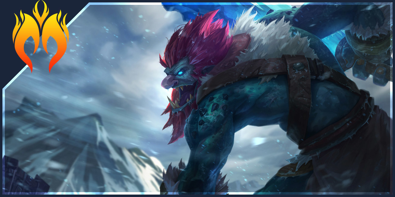 Trundle Build Guide : Report Their Support for Trolling (In