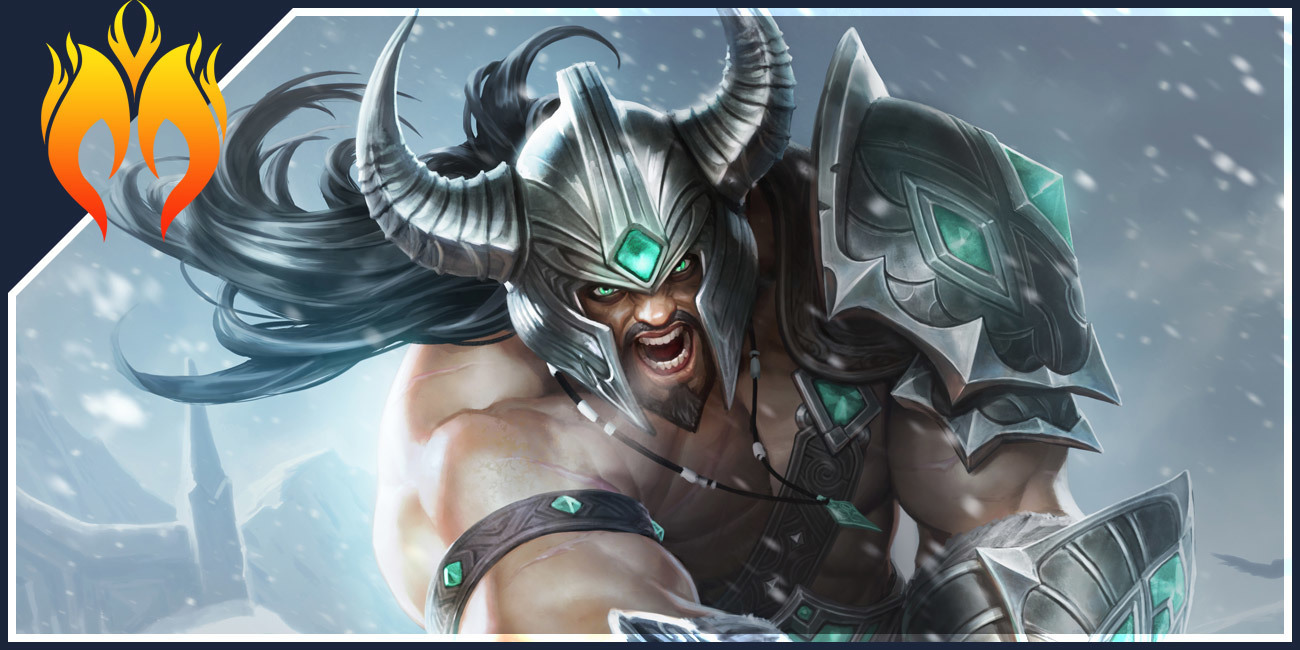 Tryndamere Build Guide : [9 11] In Depth Mid/Top Tryndamere guide by