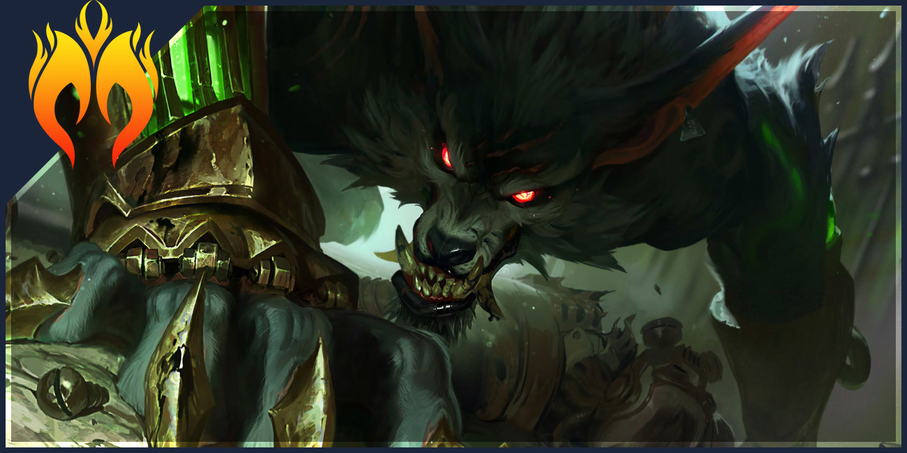 Warwick Build Guide : ALPHA WOLF by parnellyx: How a Warwick Main