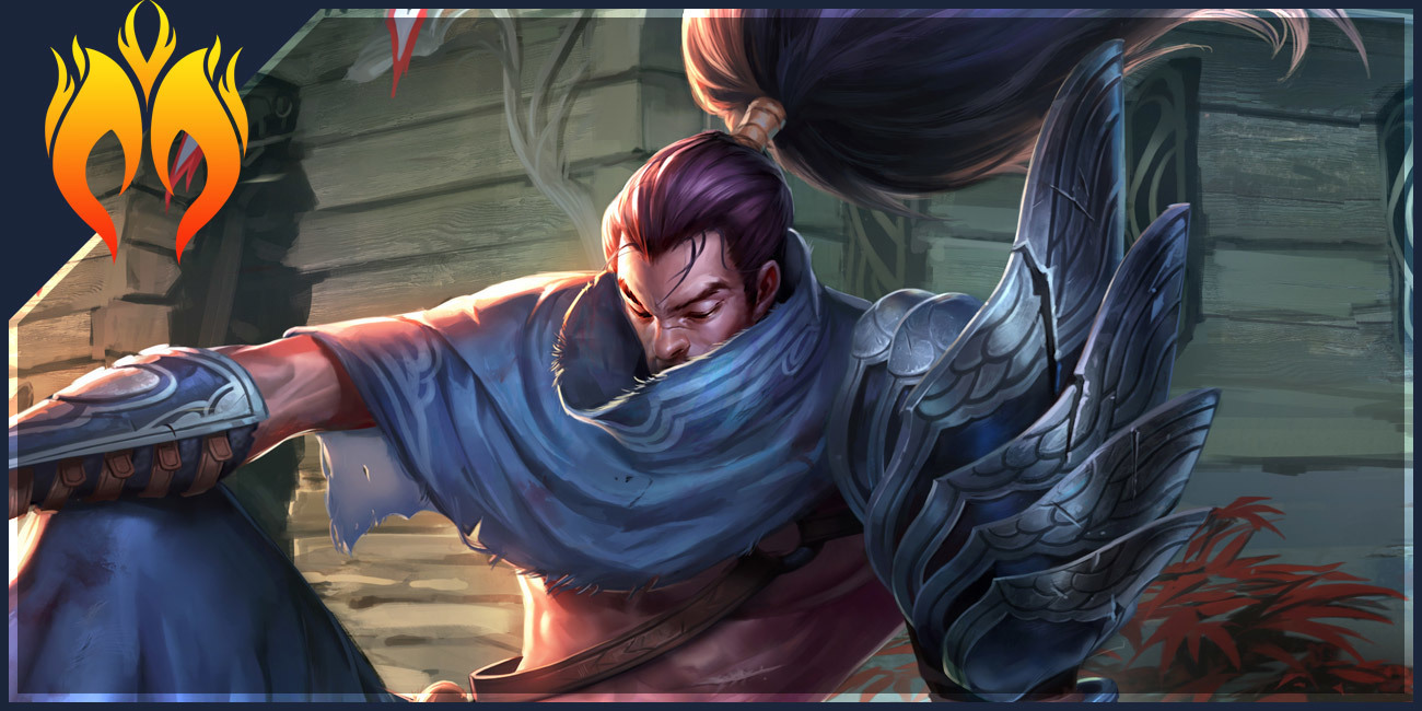Yasuo Build Guide : [Season 10] Yamikaze & Yeager's