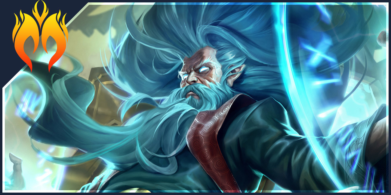 Zilean Build Guide : So you want to Main Zilean! patch 9 24